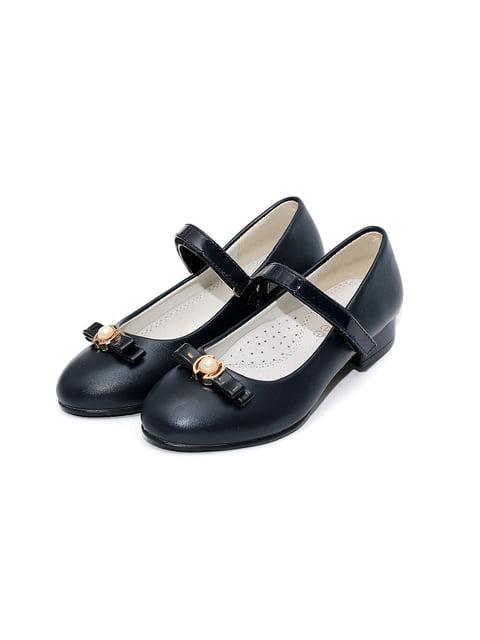 Туфлі темно-сині Clibee 4909066