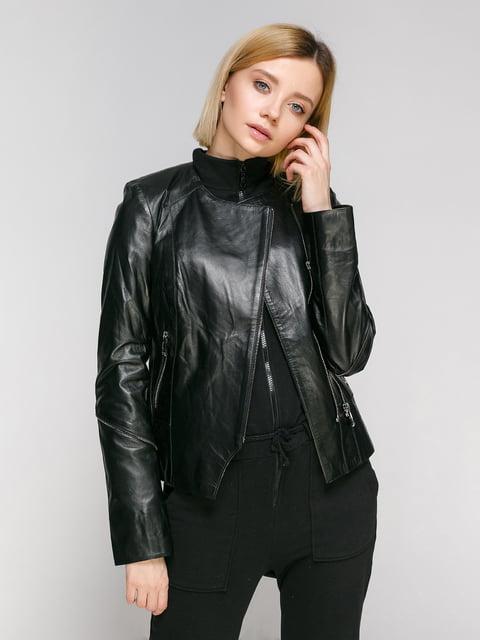 Куртка черная Gessada 4906728