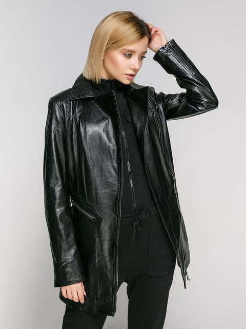 Куртка черная Gessada 4906713