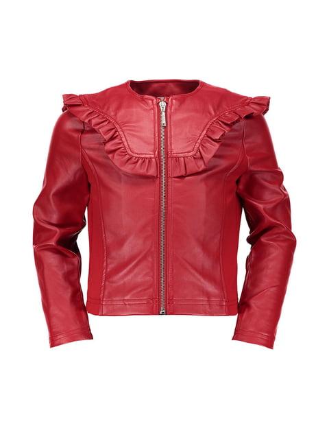 Куртка красная Piazza Italia 4890077