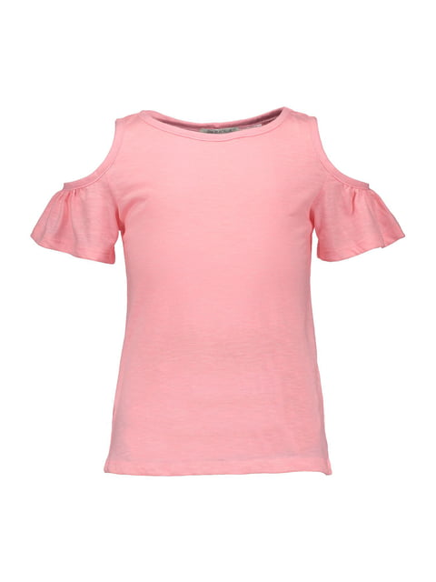 Футболка розовая Piazza Italia 4890101