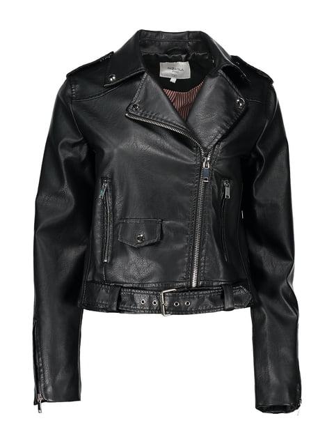 Куртка черная Piazza Italia 4909356