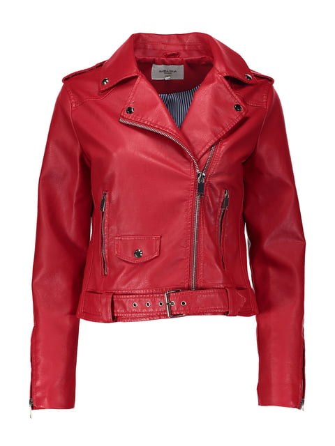 Куртка красная Piazza Italia 4909359