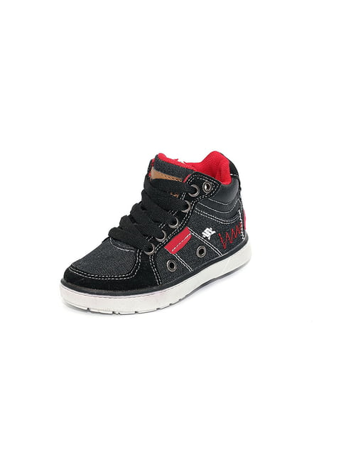 Кросівки чорні Giоlan 4908845