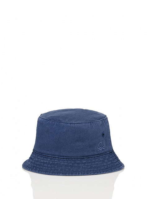 Панамка синя Benetton 4865239