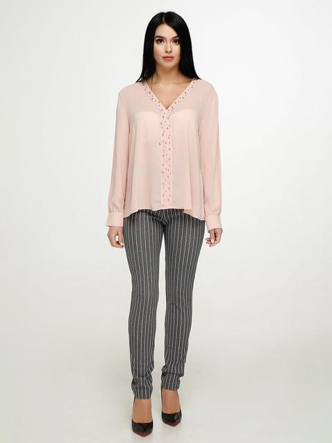 Блуза персикового кольору Favoritti 4911424