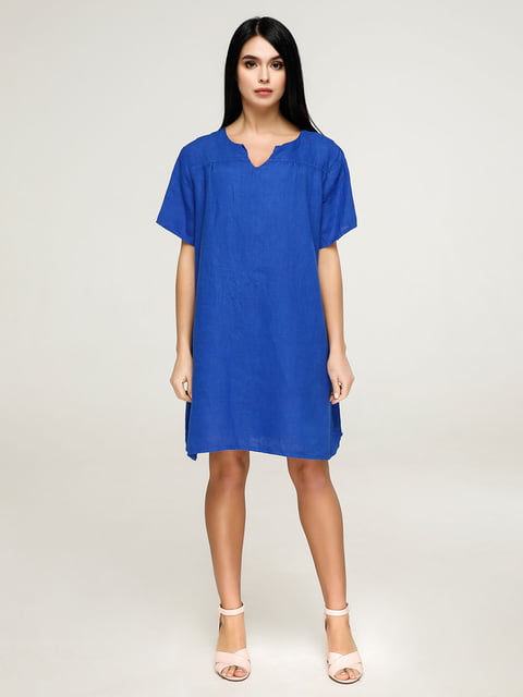 Сукня синя Favoritti 4911432