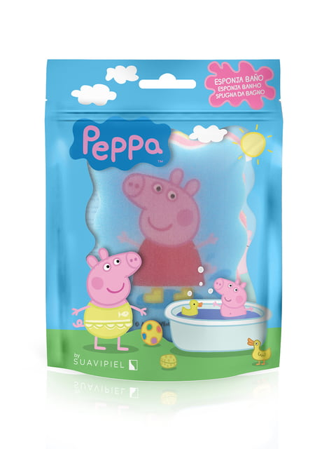 Мочалка «Свинка Пеппа» SUAVIPIEL 4908321