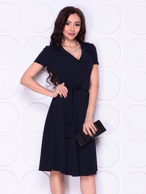 Платье темно-синее Laura Bettini 4911479