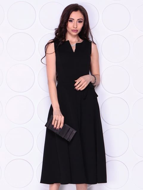 Сукня чорна Laura Bettini 4911480