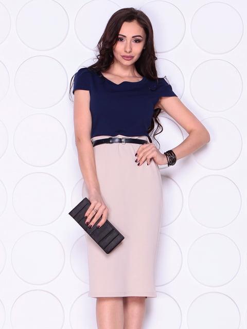 Платье двухцветное Laura Bettini 4911492