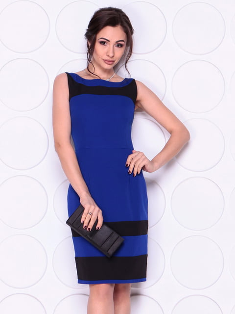 Сукня двоколірна Laura Bettini 4911538