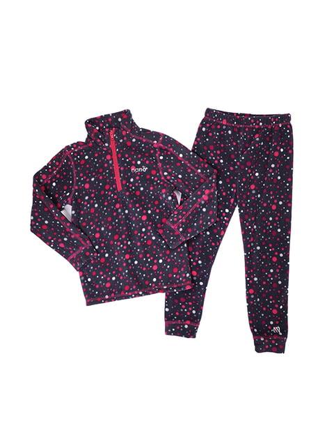 Термокостюм флісовий: джемпер і штани Nano 2706847