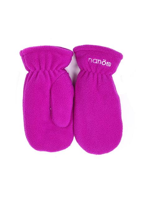 Рукавицы фиолетовые Nano 2731163