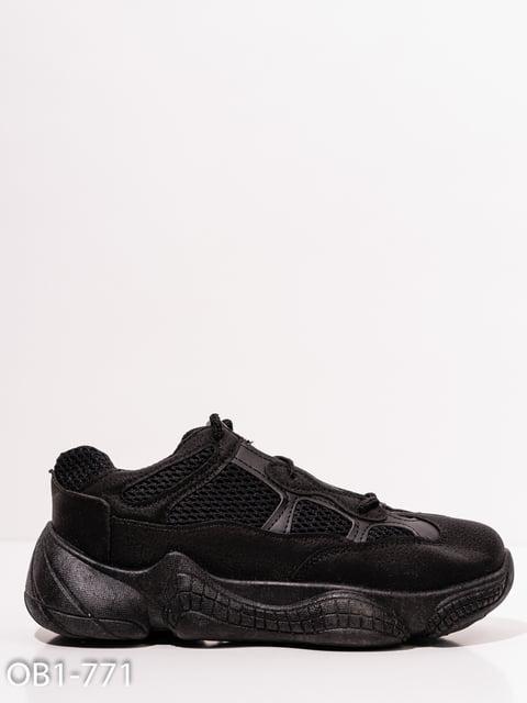 Кросівки чорні Magnet 4911743
