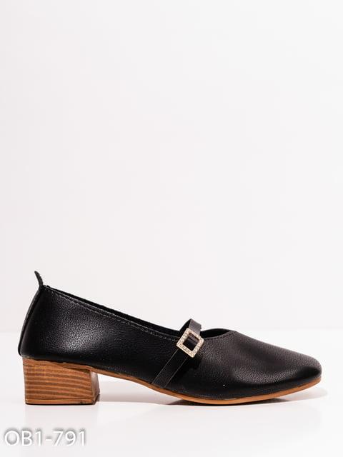 Туфли черные Magnet 4911829