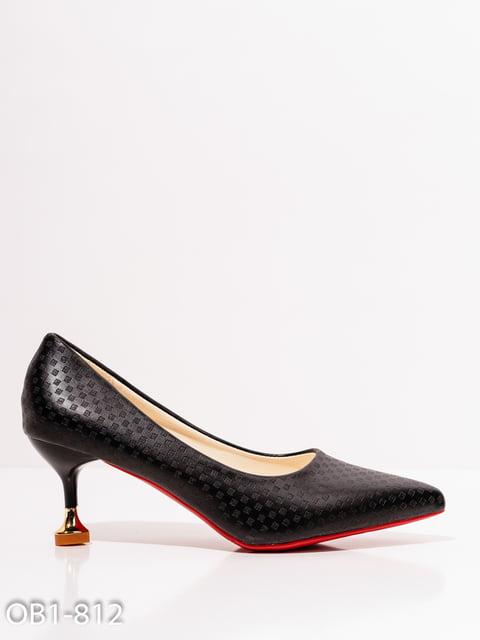Туфли черные Magnet 4911843