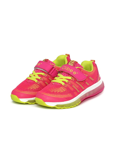 Кросівки рожеві Clibee 4908831