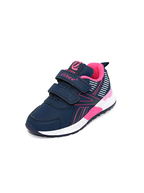 Кросівки сині Clibee 4908847