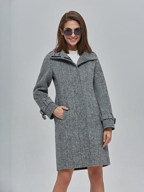 Пальто сіре Mila Nova 4912888