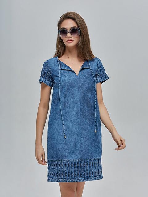 Сукня синя Mila Nova 4912890