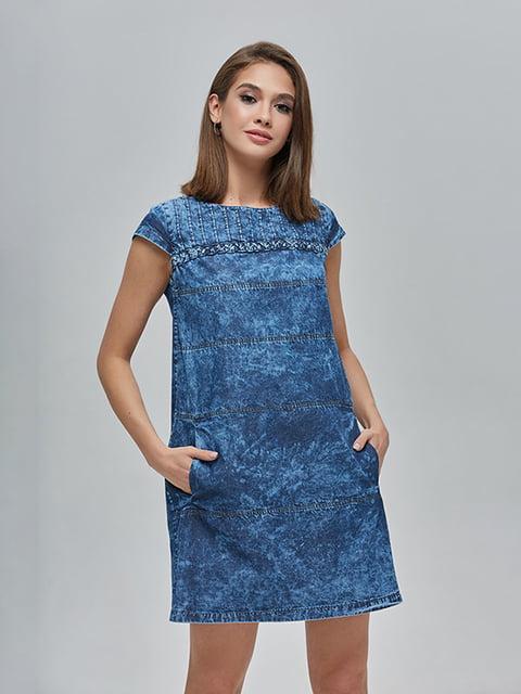 Сукня синя Mila Nova 4912891