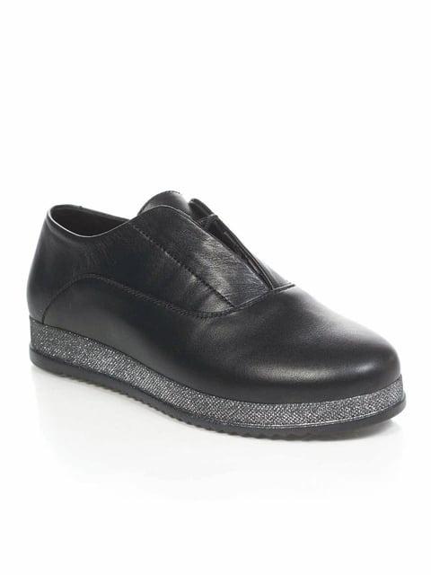 Туфли черные Fabiani 4893624