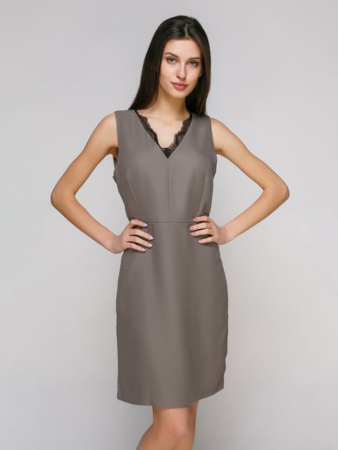 Сукня сіра Mango 4791003