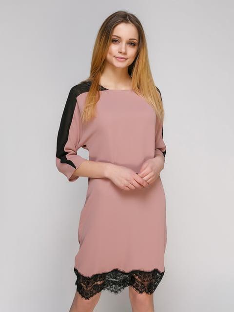 Сукня двоколірна Mango 4790149