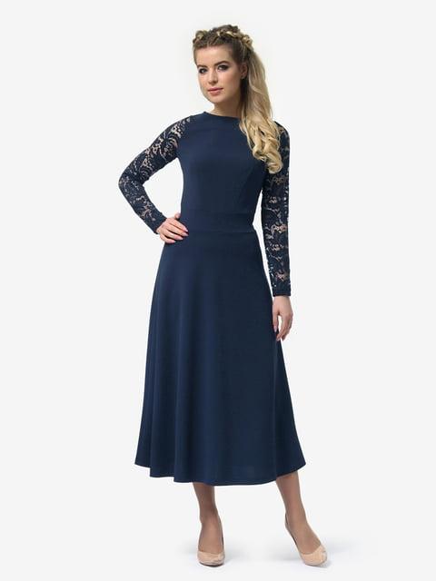 Платье темно-синее LILA KASS 4913323