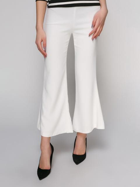 Брюки белые Zara 4511285