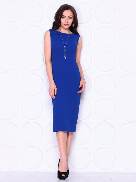 Сукня кольору електрик Laura Bettini 4914296