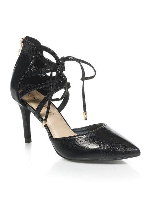 Туфли черные Kamengsi 4912924