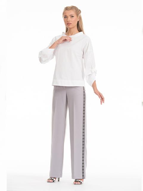 Блуза біла Lesya 4100575