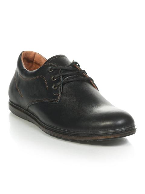 Туфли черные Konors 4910192