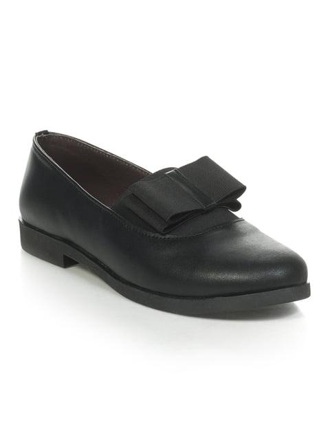 Туфли черные Liya 4910201