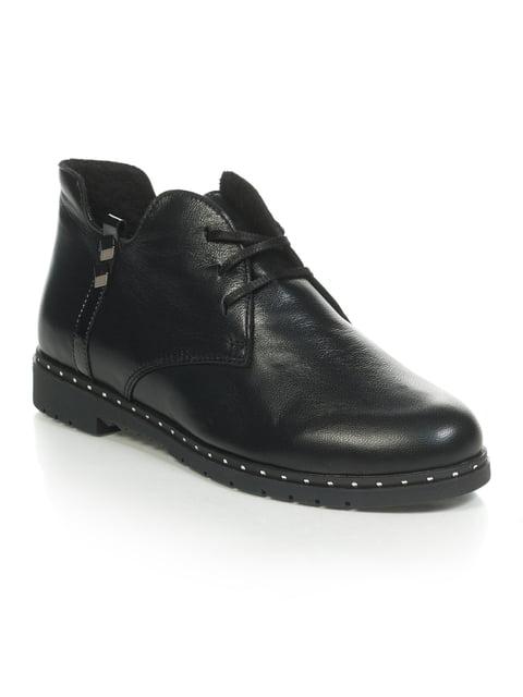 Ботинки черные Salon Madam 4910197