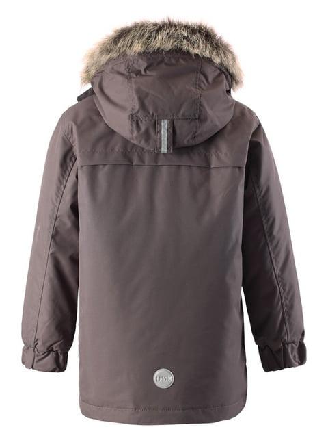 Куртка темно-сіра Lassie by Reima 4856324