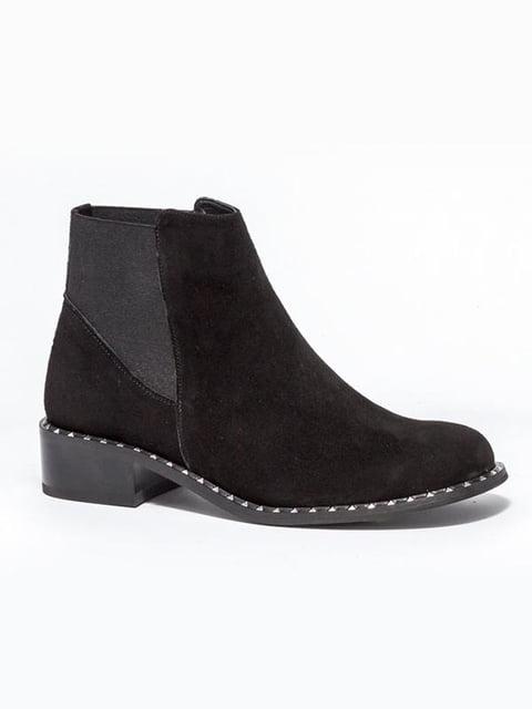 Ботинки черные Kluchini 4915975