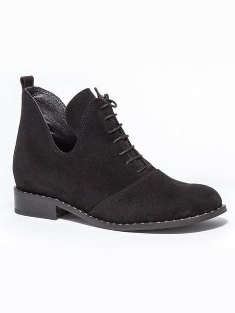 Ботинки черные Kluchini 4915977