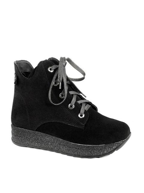 Ботинки черные Morento 4915989