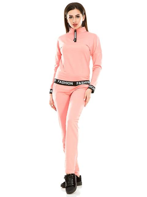 Костюм: джемпер и брюки Exclusive. 4890735