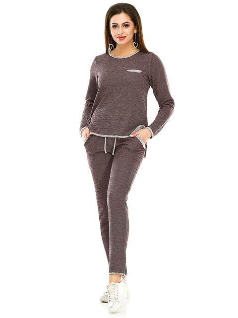Костюм спортивний: джемпер та штани Exclusive. 4890747