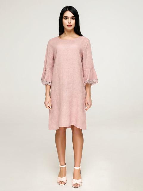 Платье розовое Favoritti 4917552