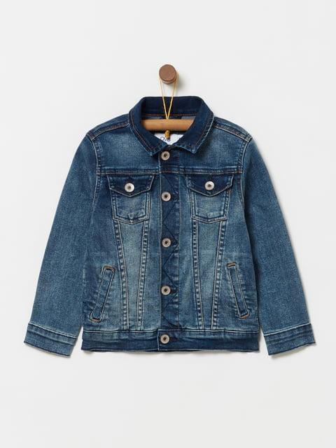 Куртка синяя Oviesse 4902859