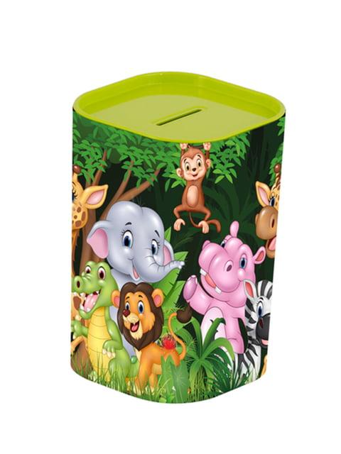 Копилка Animals Green herevin 4827217
