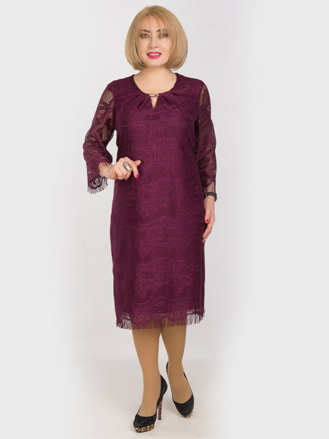 Платье сиреневое LibeAmore 4914326