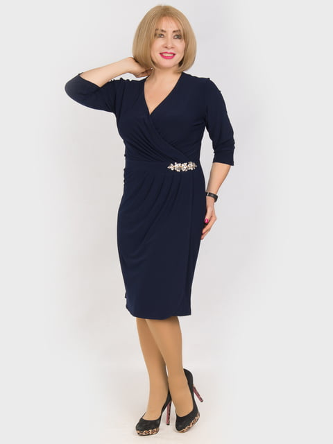 Платье синее LibeAmore 4914344