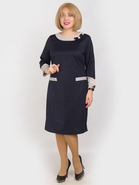 Сукня темно-синя LibeAmore 4914345
