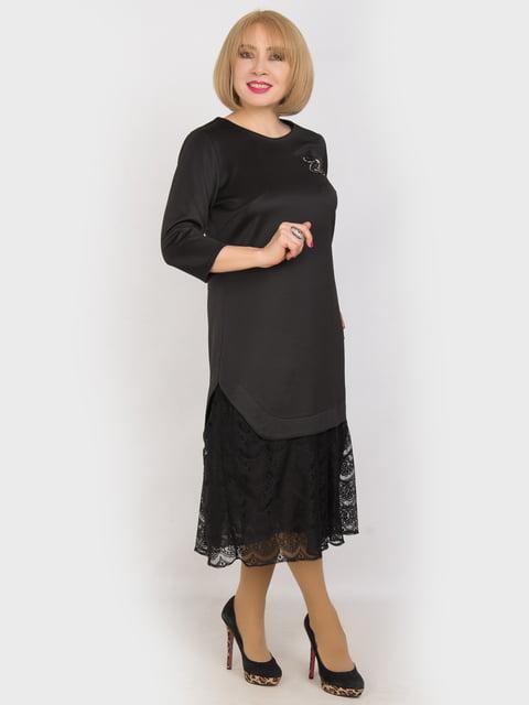 Платье черное LibeAmore 4914352